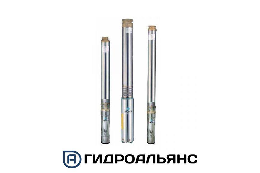 Погружные насосы Calpeda SDS для глубоких скважин