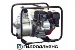 Бензиновые мотопомпы Koshin для чистой воды