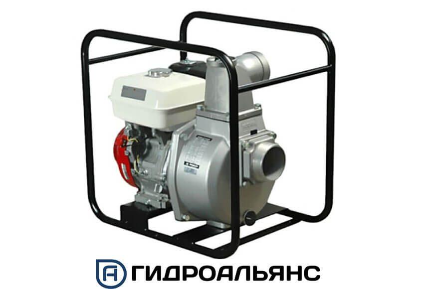 Мотопомпы Koshin для слабозагрязненных жидкостей