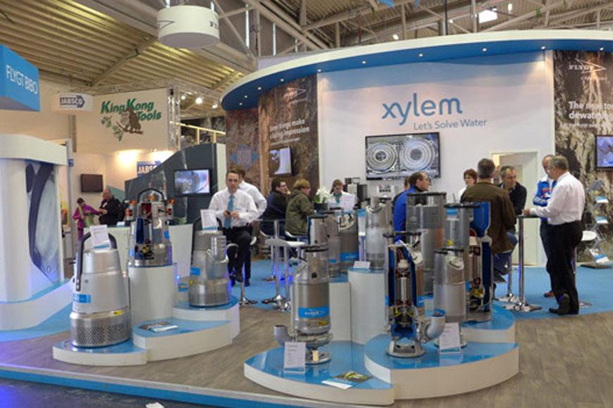 Продукция Flygt (Xylem)