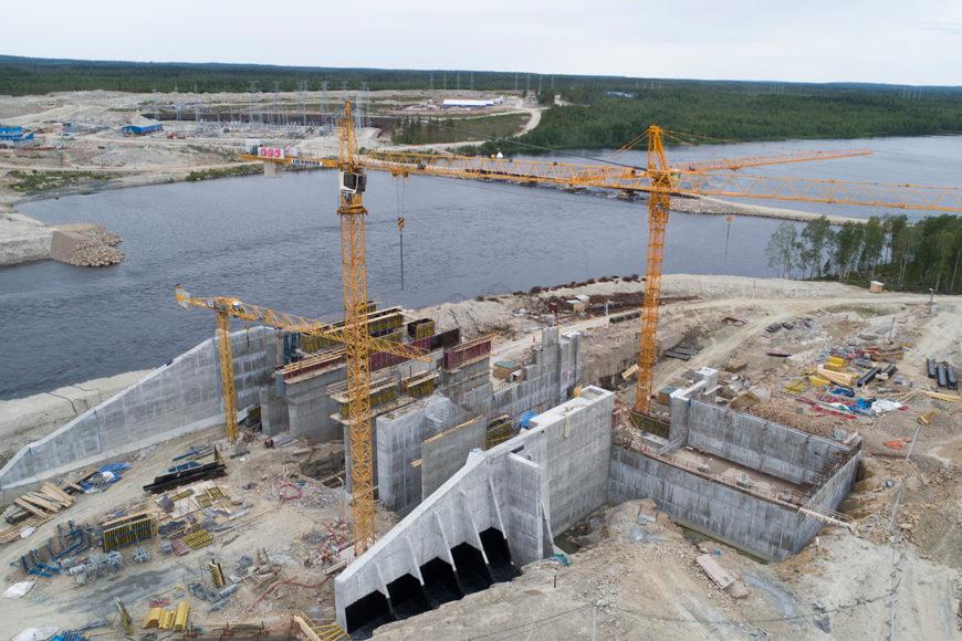 Компания Гидроальянс выступила поставщиком насосного оборудования для Белопорожской ГЭС